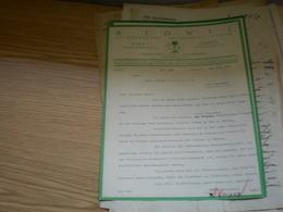 R Lowit Buchhandlung Antiquariat Verlag Wien Leipzig 1928 - Autriche