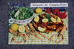 Beignets De LANGOUSTINES - Ricette Di Cucina