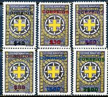 !■■■■■ds■■ Mozambique Postal Tax 1926 AF#08-13* Set (x3380) - Mosambik