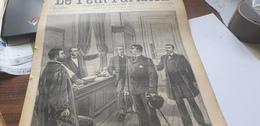 P.P 98 /AFFAIRE DREYFUS  COLONEL PICQUART /MUSE DE PARIS /AMBASSADE ABYSSINIE A PARIS - Zeitschriften - Vor 1900