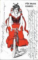 1902 - KRAMPUS  , Gute Zustand, 3 Scan - Non Classés