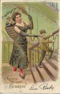 1895/1905 - KRAMPUS  , Gute Zustand, 3 Scan - Non Classés