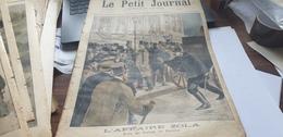 P.J 98 / AFFAIRE ZOLA - Zeitschriften - Vor 1900