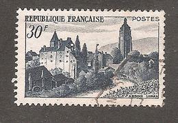 Perforé/perfin/lochung France No 905 AL Aciéries De Mont Saint Martin Et Longwy (115) - Gezähnt (Perforiert/Gezähnt)