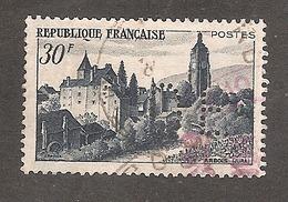 Perforé/perfin/lochung France No 905 DF Ets Delattre Et Frouard - Gezähnt (Perforiert/Gezähnt)
