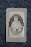 TOULON Sur Mer - Photographie Originale : A.LEROUX : Jeune Enfant - Personnes Anonymes
