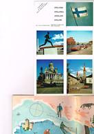 Tour Du Monde - Revue Mensuelle Avec Images à Coller - N° 58  Finlande - 29 Images Gommées J.Tallandier N. Doubleday - Tourisme & Régions