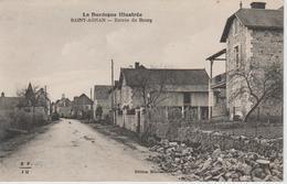 SAINT AGNAN  Entrée Du Bourg - Sonstige Gemeinden