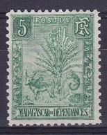 MADAGASCAR      N°66**  Centrage Parfait - Madagascar (1889-1960)