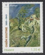 France - 2013 - Y&T 4716 ** (MNH) - Chaïm Soutine - Nuovi