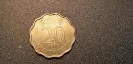 HONG KONG : 20 Cent 1998 - Hong Kong