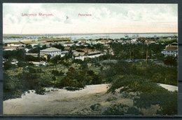 Postcard LOURENCO MARQUES - Marine-Schiffspost-Stempel MSP 11 - See Scans - Mozambique