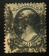 EEUU 1870 Mi:US 45, Sn:US 154, Yt:US 48, Sg:US 192 - Gebraucht