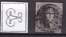 N° 3 Margé - 1849-1850 Medallions (3/5)