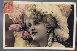 Artiste 1900 - Arlette Dorgère - Cliché Reutlinger  , Sip 1257 - Teatro
