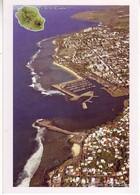 Ile De La Reunion. Ed Agedis CP 39 Port De Saint Pierre - Saint Pierre