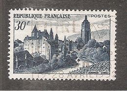 Perforé/perfin/lochung France No 905 S.L Sté Lyonnaise (139) - Gezähnt (Perforiert/Gezähnt)