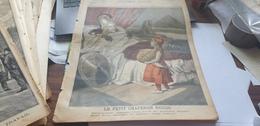 P.J 98 /ANGLETERRE ALBION MARIANNE CHAPERON ROUGE  FACHODA - Zeitschriften - Vor 1900