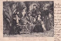 D81  MAZAMET  L'Etat-Major Des Femmes Chrétiennes De France, Baronne Xavier Reille, Mme Vedrenne, Comtesse Albert De Mun - Mazamet