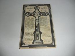 Doodsprentje St-elooi-winkel Zuster Marie Justine - Religion & Esotérisme