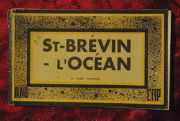 44 Loire Atlantique Saint Brevin L Ocean Carnet De 12 Cartes Voir Description - Saint-Brevin-l'Océan