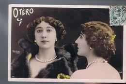 Artiste 1900 -Otero - Cliché Reutlinger - Sip 118/15 - Theatre