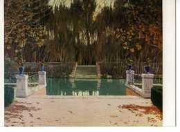 Santiago RUSINOL Jardi D'Aranjuez, Museu D'art Modern Barcelona - Peintures & Tableaux