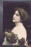 Artiste 1900 -Otero - Cliché Reutlinger - Theatre