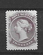 1860 MNH Nova Scotia Mi 6y Postfris - Unused Stamps