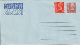 Hongkong / Aerogramm Mit Zusatzfrank. ** (BB12) - Postal Stationery