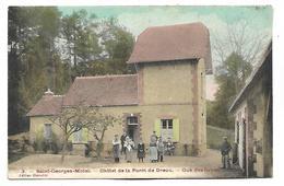SAINT GEORGES MOTEL - Châlet De La Forêt De Dreux - Saint-Georges-Motel