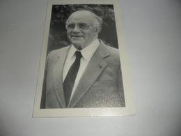 Doodsprentje Diest Ere Burgemeester Gilbert Cluckers - Religion & Esotérisme
