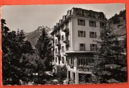 ZAA-32 Anniviers Hotel Des Becs De Bossons à Grimentz  Gyger 14595, Non Circulé - VS Wallis