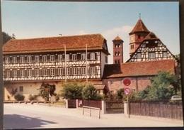 Ak Deutschland - Calw - Hirsau - Ehem. Benediktinerkloster - Calw