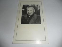 Doodsprentje Wingene Burgemeester Walter-rudolf-lodewijk-gustaaf Schautteet - Religion & Esotericism