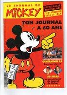 Journal De Mickey Numéro Spécial 60e Anniversaire, N°2209 S, 1994 - Bücher, Zeitschriften, Comics