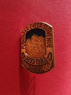 Planinska Zveza Slovenije 1893-1983-90 Let - Alpinisme, Beklimming
