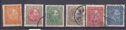 200034672  ISLANDIA  YVERT  Nº  34/40  EXCEPT Nº 39 - 1873-1918 Dependencia Danesa
