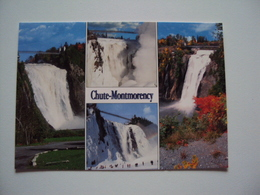 Chute - Montmorency - Montmorency Falls