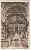 CORSE CPA  PAS COURANTE VENACO - Intérieur De L' Eglise Saint-Michel - Très Bon état - Francia
