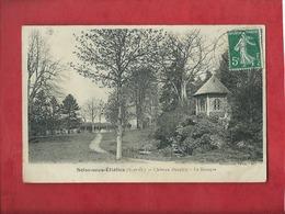 CPA  -  Soisy Sous Etiolles  - (S.-et-O.) - Château Daupley - Le Kiosque - Sonstige Gemeinden