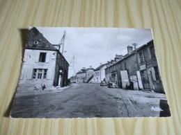Anlezy (58).Grande Rue. - Autres Communes