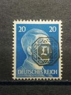 Deutsche Lokalausgabe Lobau Mi-Nr.13 ** MNH Postfrisch - Germania