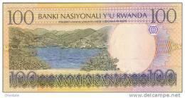 RWANDA P. 29a 100 F 2003 UNC - Rwanda