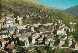 """/ CPSM FRANCE 06 """"Saint Sauveur Sur Tinée, Le Village De Roure"""" - Altri Comuni"""