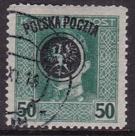 POLAND 1918 Lublin Fi 28 Used Forgery - ....-1919 Übergangsregierung