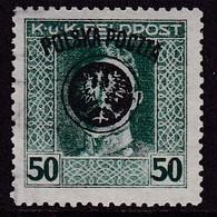 POLAND 1918 Lublin Fi 28 Used Forgery - Gebruikt