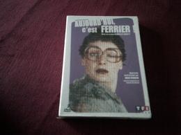 FERRIER  °°  AUJOURD'HUI C'EST FERRIER  DOUBLE DVD   NEUF SOUS CELOPHANE - Non Classés