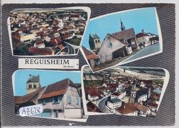 REGUISHEIM- CARTE MULTI-VUES- CIM - France