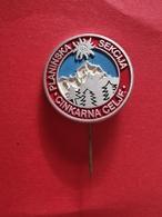 Planinska Sekcija- Cinkarna Celje-Stajerska-Slovenija - Alpinisme